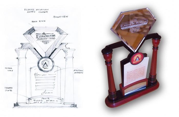 Eldridge W. McMillan Award