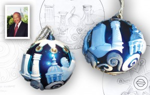 John Lewis Ornament1 fl