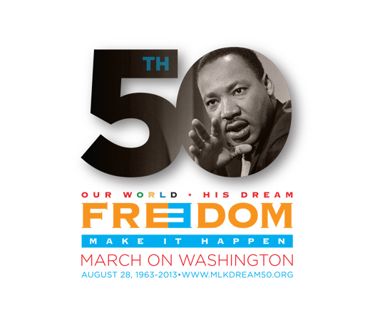March on Washington Logo