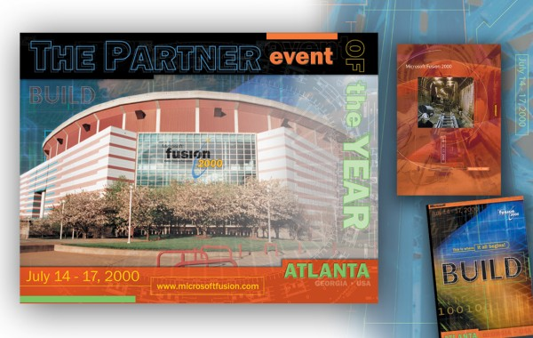 Microsoft Event Branding